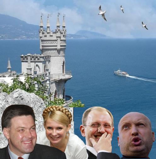 Почему хунта так легко отказалась от Крыма ?