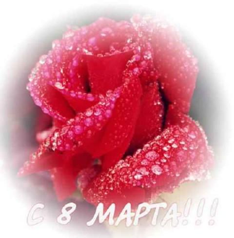 Открытки и поздравления с 8 марта своими руками