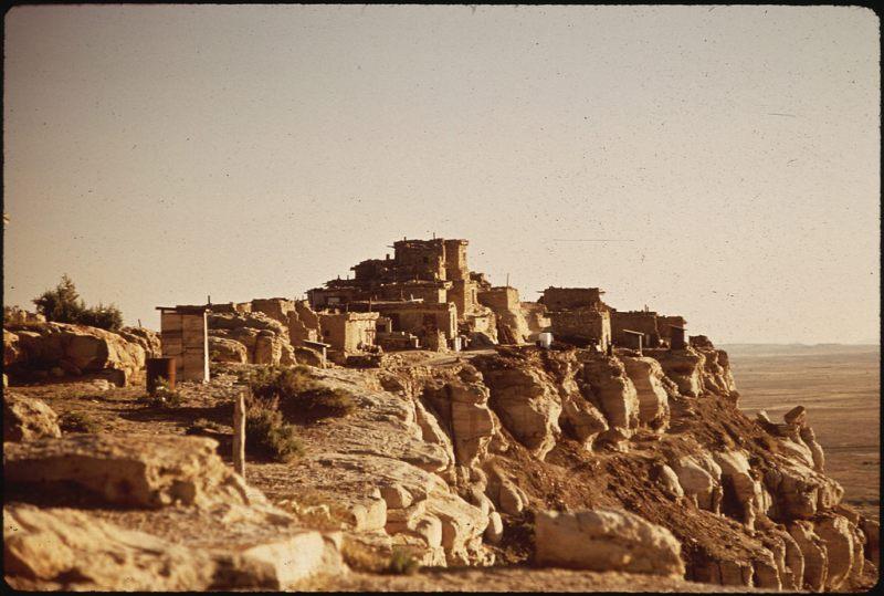 Удивительные забытые руины Аватови.