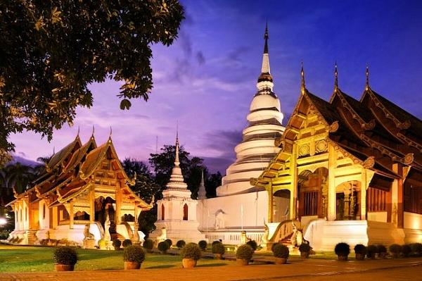 Ват Пхра Сингх в Чианг Мае (…