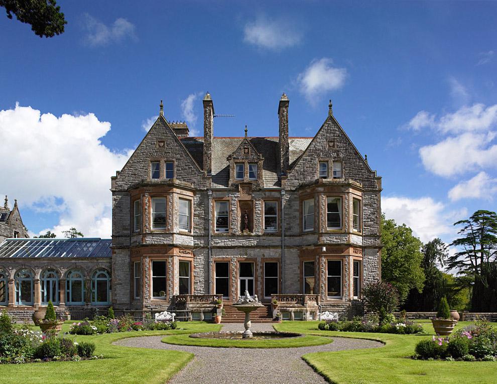 Замок Лесли (Leslie Estate)