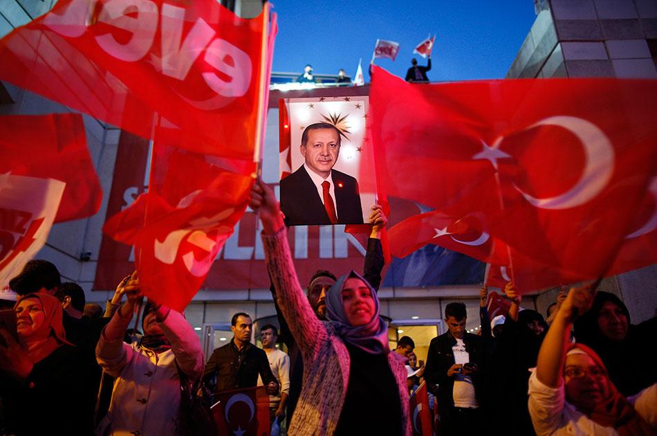 Новый старый турецкий султан