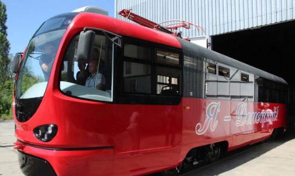 ДНР запустила производство трамваев, несмотря на блокаду и войну