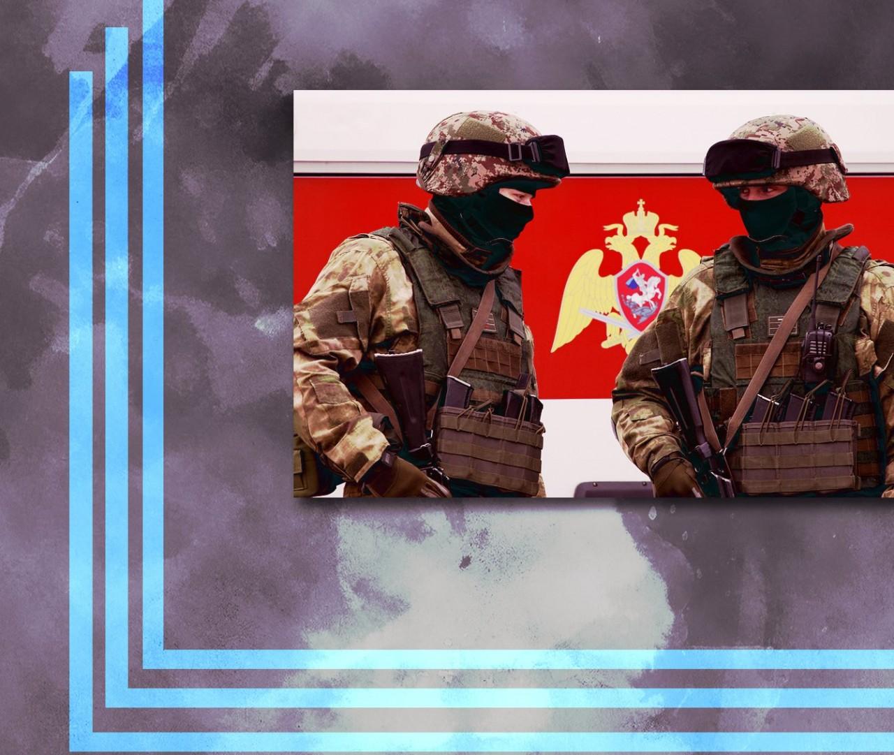 «Сурдинка»: Росгвардия получит уникальную машину разведки и разминирования