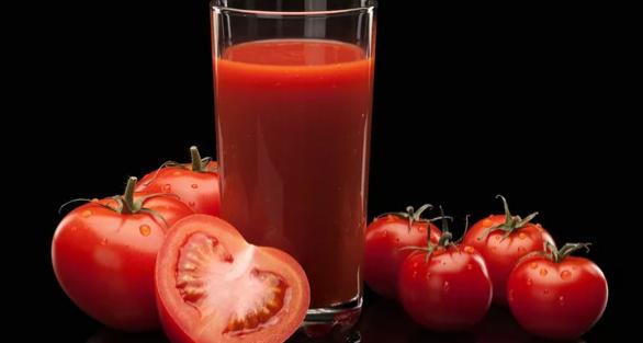 5 - невероятных преимуществ томатного сока
