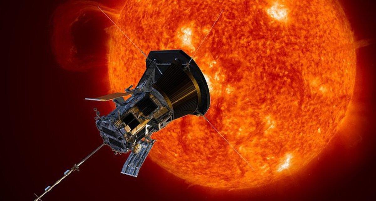 Солнечный зонд «Паркер» побил все рекорды по приближению к звезде