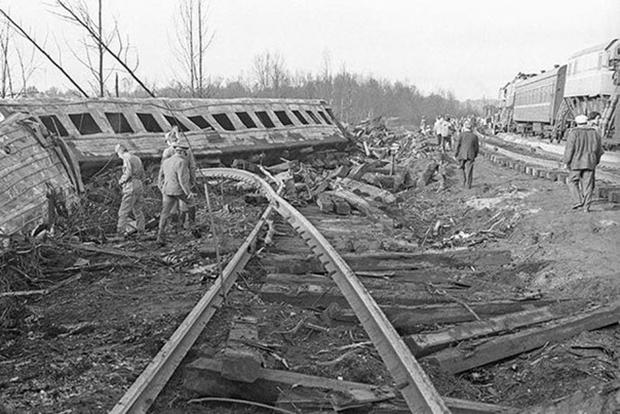 Ашинская катастрофа: крупнейшая трагедия на железной дороге в СССР