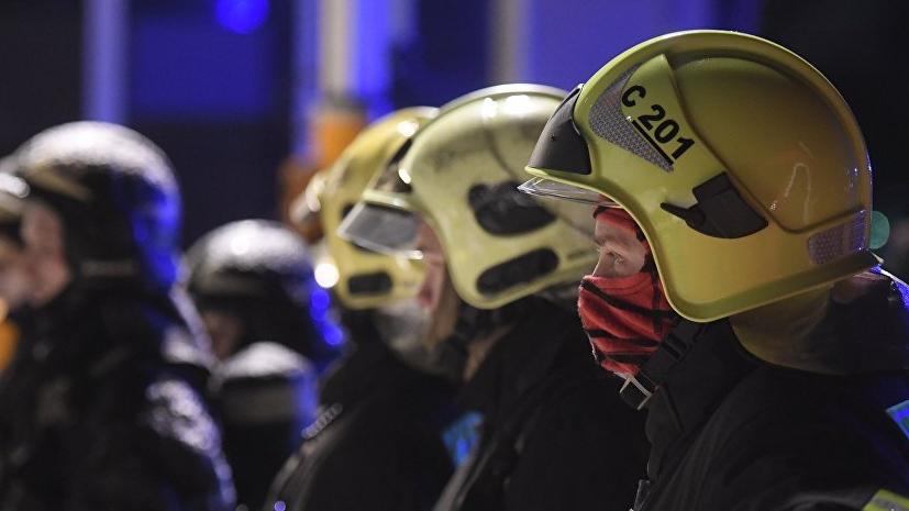 Двое извлечены из-под завалов после взрыва в Гатчине