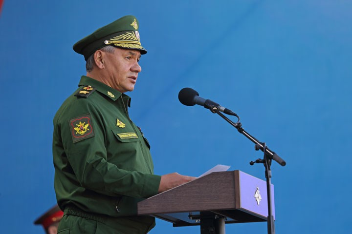 Военная дипломатия Сергея Кужугетовича