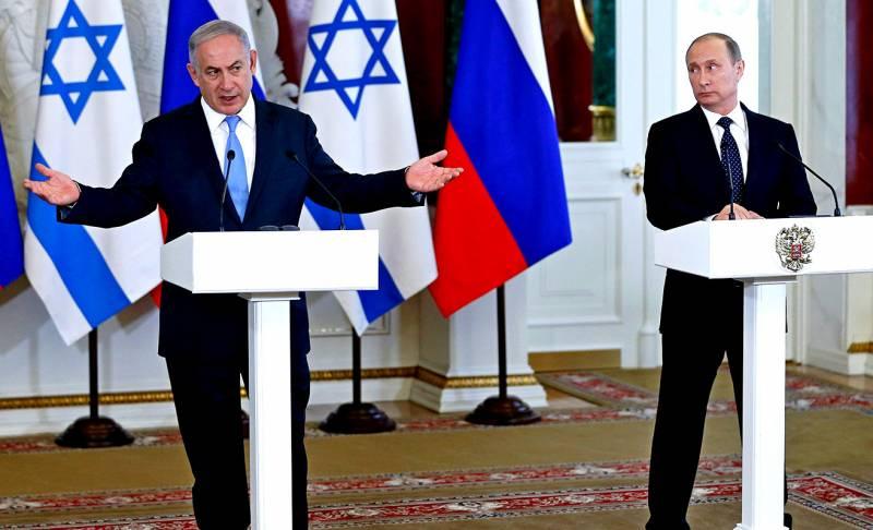 Россия сама породила Израиль…
