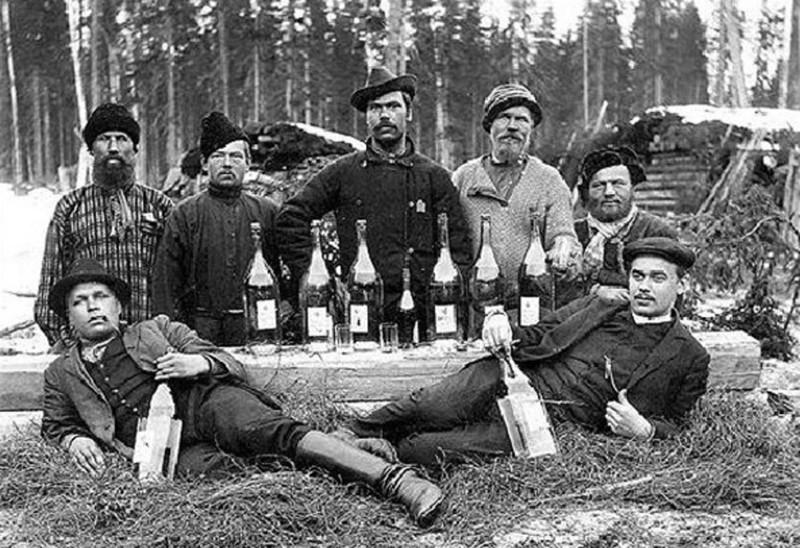 Где в СССР пили больше всего