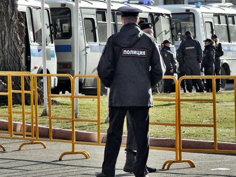 """Репрессивная направленность : В Россия появятся штрафы за """"злоупотребление правом на митинги"""""""