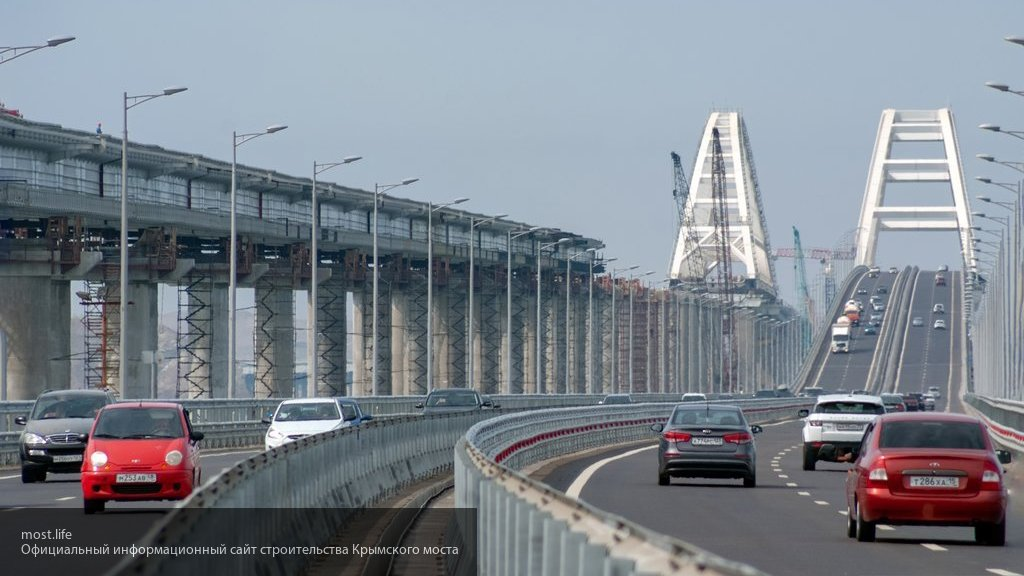 В Крыму ответили на призывы Киева ввести наказания за использование моста