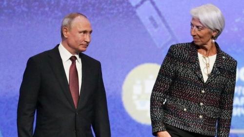 Как США с помощью МВФ борются с майскими указами Владимира Путина