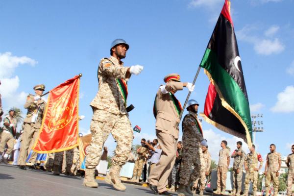 Главком ливийской армии попросил у России военной помощи