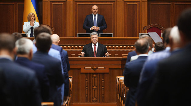 Порошенко решил нанести 26 ударов по России