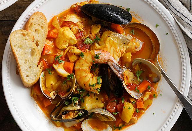 Буйабес: главный рыбный суп в мире