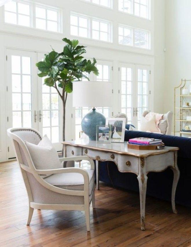 Винтажная мебель для домашнего офиса