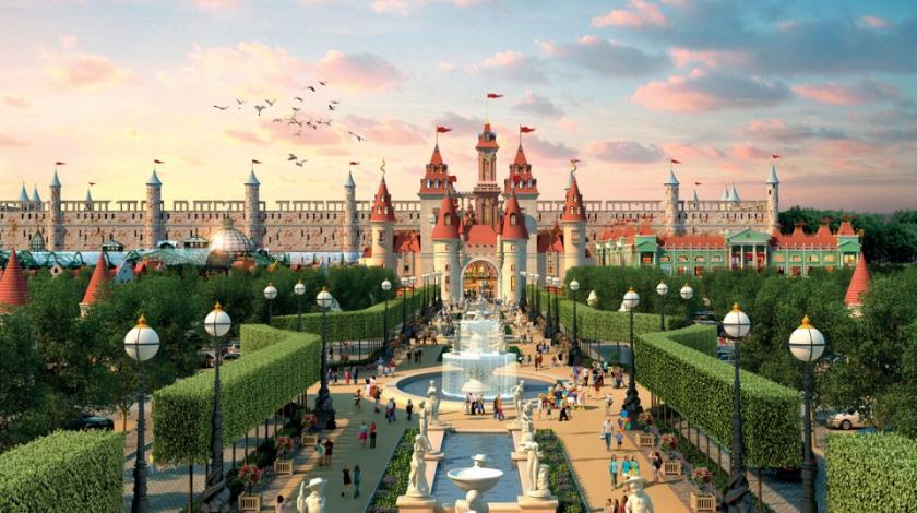 В Москве появится свой Диснейленд