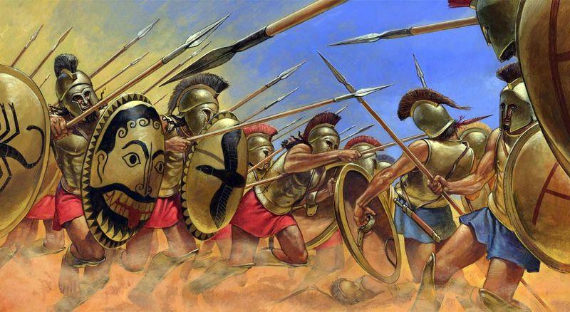 Священные войны Древней Греции