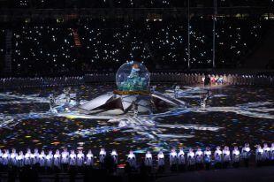 Российские олимпийцы вернулись в Москву