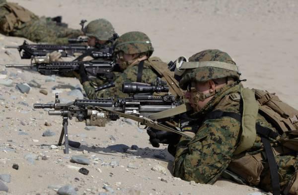 Американские военные в ожидании войны с Россией