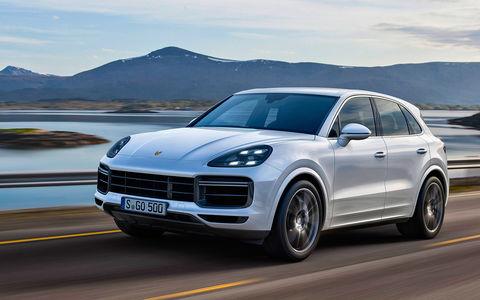 Porsche Cayenne третьего поколения – тест-драйв ЗР