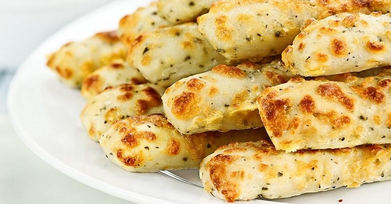 Рецепт палочек из лаваша с сыром