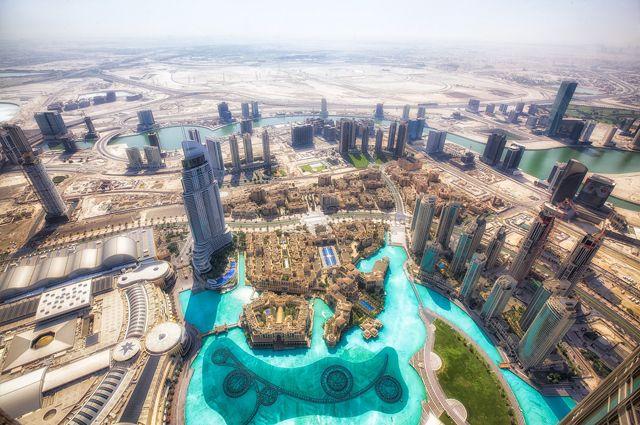 По всей территории ОАЭ будет работать система tax free