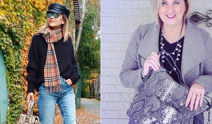 одежда для женщин в 50 лет