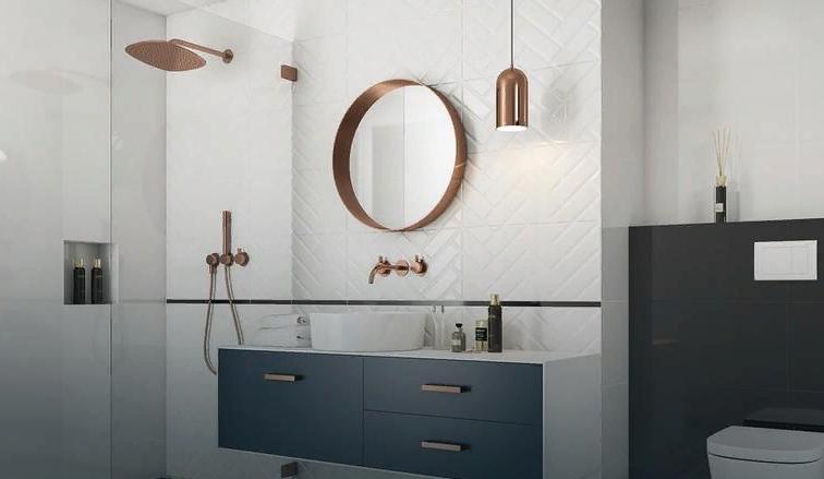 5 идей для обустройства современной ванной комнаты