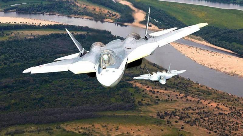 """До 30 целей одновременно: конструктор рассказал об уникальном """"зрении"""" Су-57"""