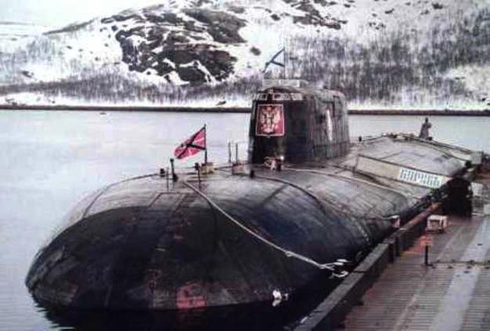 В России похвастались погубившей «Курск» торпедой