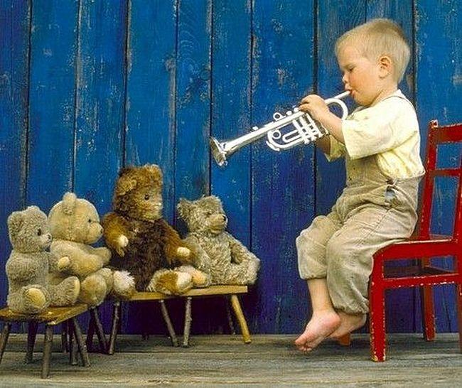 43. Волшебная Музыка. Любовь, дети, животные