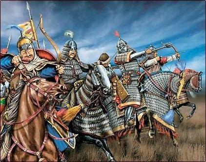 Русские союзники монголо-татар