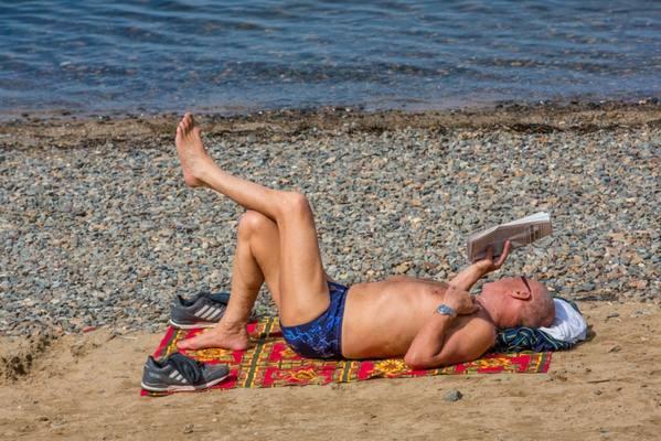Только 8% магаданцев не ходили в отпуск этим летом