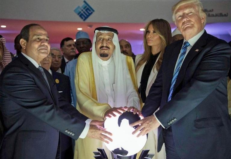 Шайтанократия — новый мировой формат… Кто в нём Трамп?
