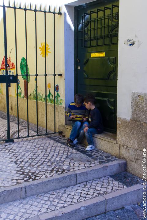 alfama 7 Алфама   Лиссабон, Португалия