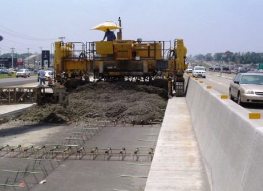 Беларусь меняет  асфальтовые дороги на  на бетонные