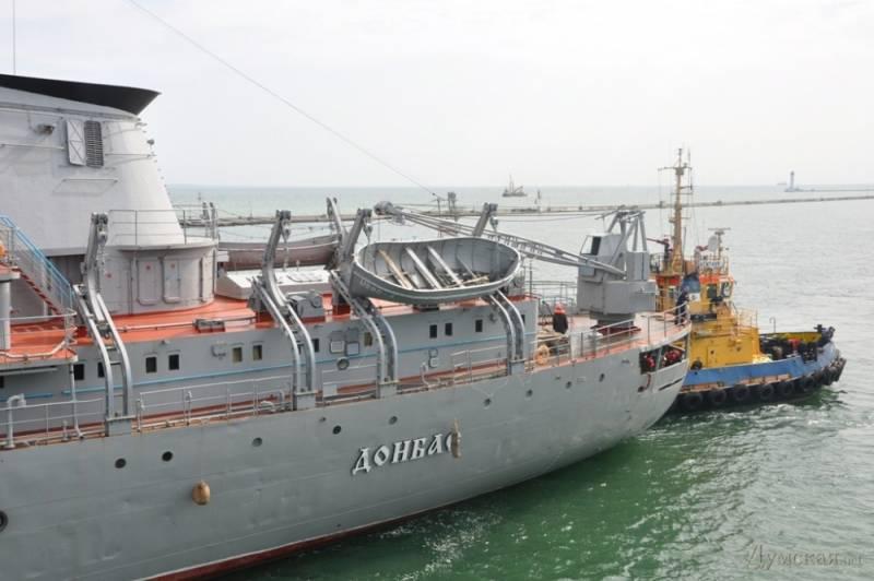 США не смогут напрямую помочь Украине на Азовском море
