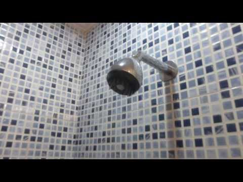 Music Indian shower, Goa, India  .Varca Palm Beach Resort