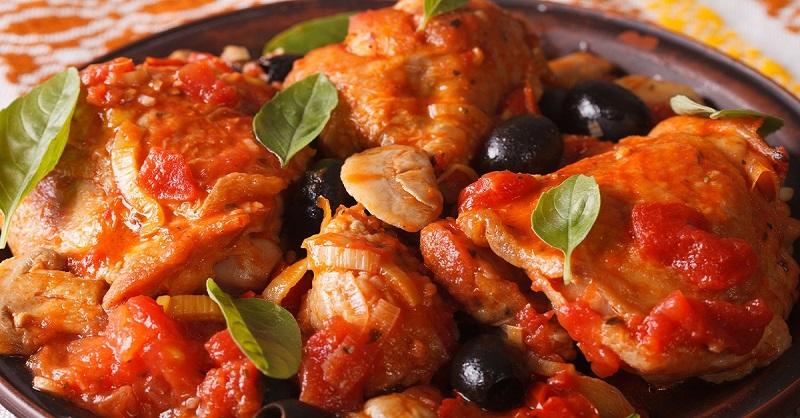 Как приготовить курицу на сковороде