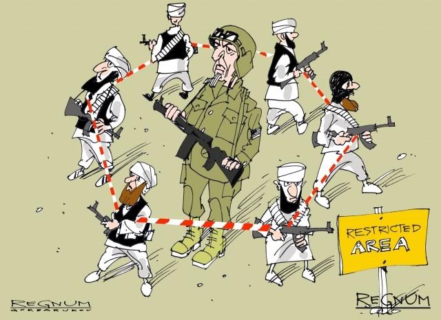Большой оружейный блеф Вашингтона и Эр-Рияда
