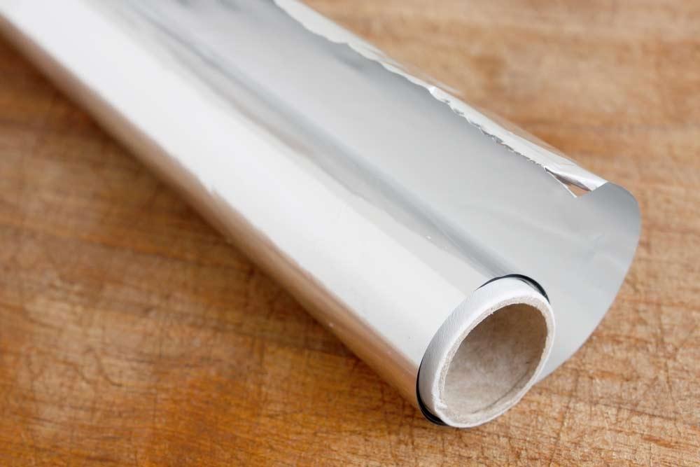9 неожиданных способов применения алюминиевой фольги