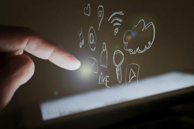 Опрос показал, что 45% россиян ежедневно пользуются соцсетями