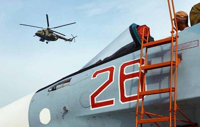В России отмечают 105-летие ВКС