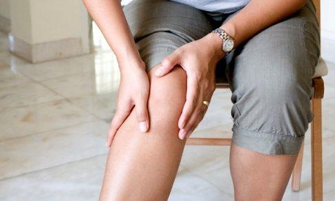 Лечение коленей народными средствами