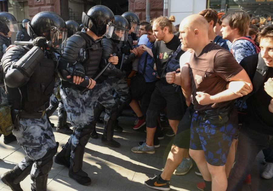 Либеральный террор в России - начался!