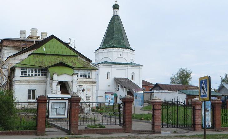 Балахна, Никольская церковь