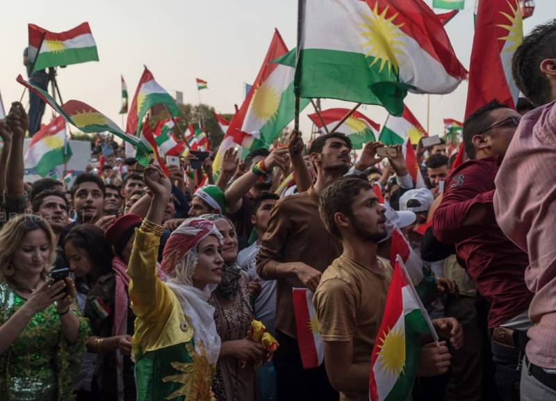 СБ ООН не поддержал идею референдума о независимости иракского Курдистана